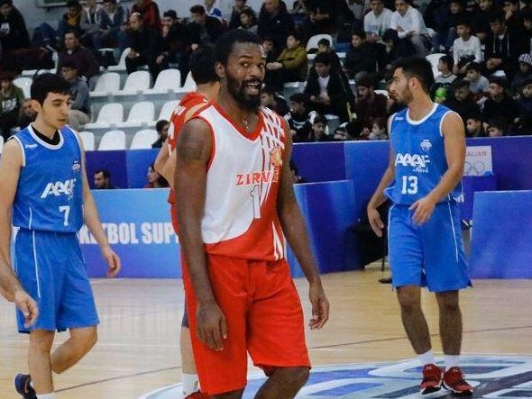 Azerbaycan basketbol ligi 14. hafta - Charles Eaton - Zirve Astara