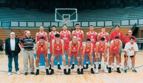 Barcelona 1992 Olimpiyatları Hırvatistan Milli Takımı