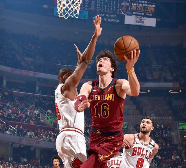 Cedi Osman - Cleveland Cavaliers - Chicago Bulls