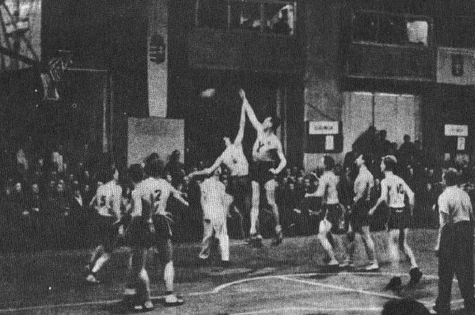 Eurobasket 1937 - Litvanya - Estonya