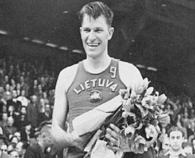 Eurobasket 1939 - Frank Lubin