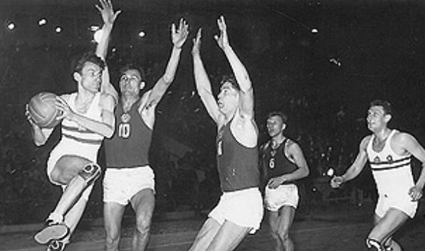 Eurobasket 1953 Moskova