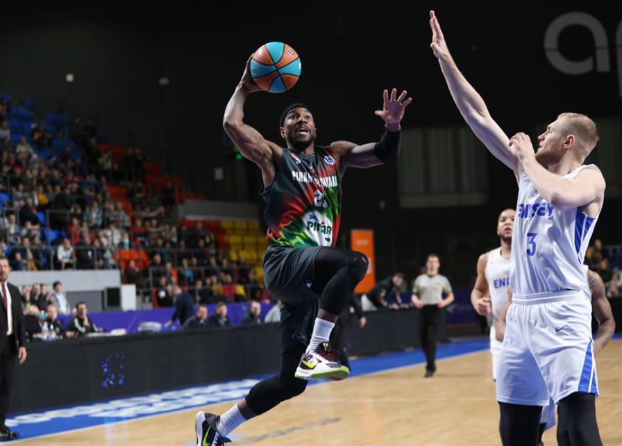 FIBA Europe Cup | Enisey Krasnoyarsk - Pınar Karşıyaka | Tony Taylor