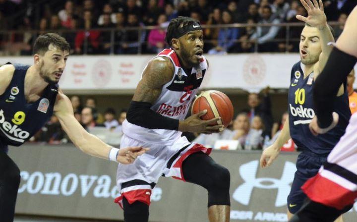 Jason Rich | Gaziantep Basketbol - Fenerbahçe Beko