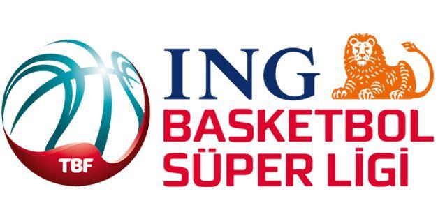 ING Basketbol Süper Ligi puan durumu