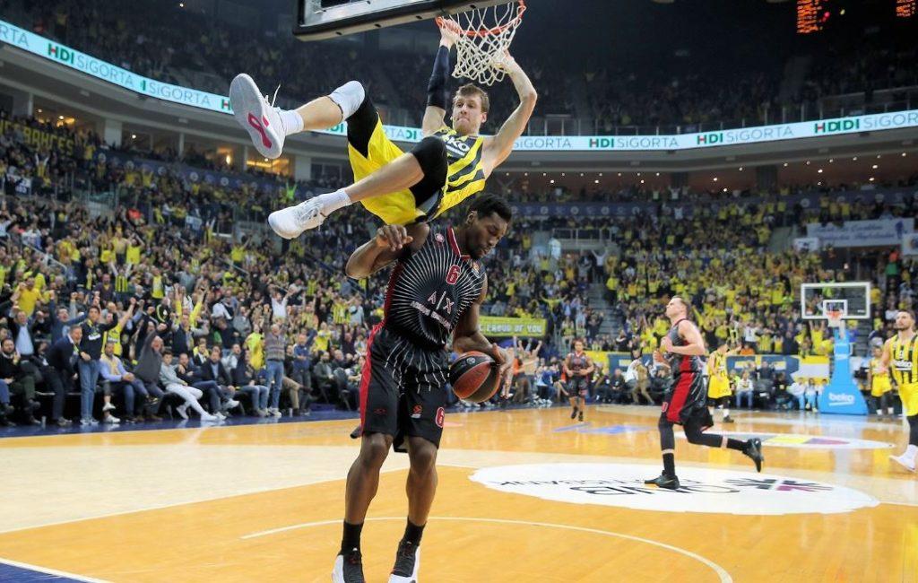 Turkish Airlines Euroleague | Fenerbahçe Beko - Armani Exchange Milan | Jan Vesely