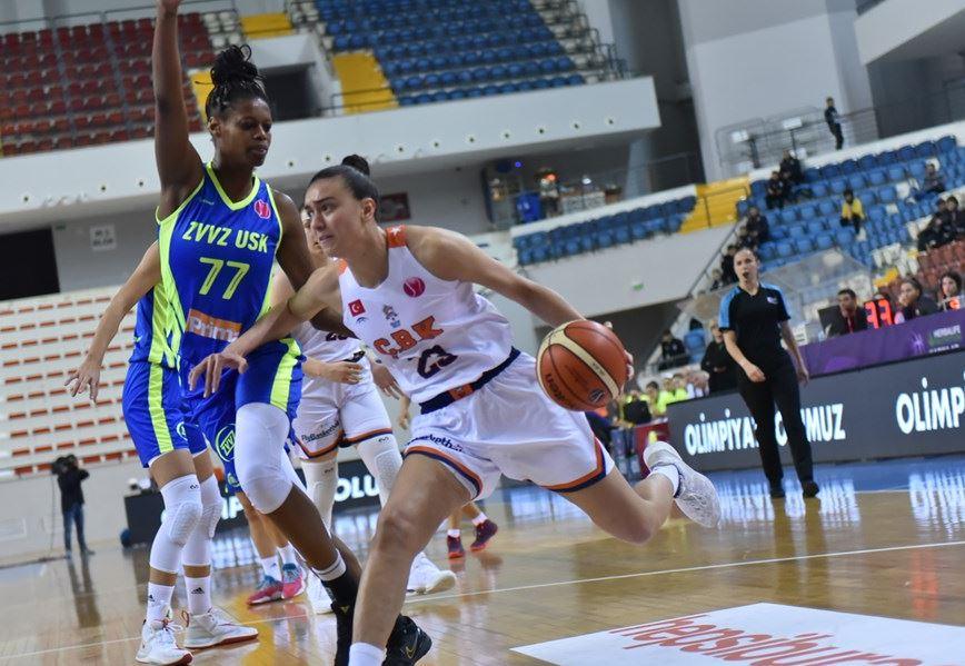Şevval Akalan - Çukurova Basketbol