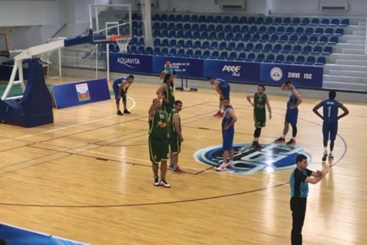 Azerbaycan basketbol ligi - 80ler - Zirve Astara