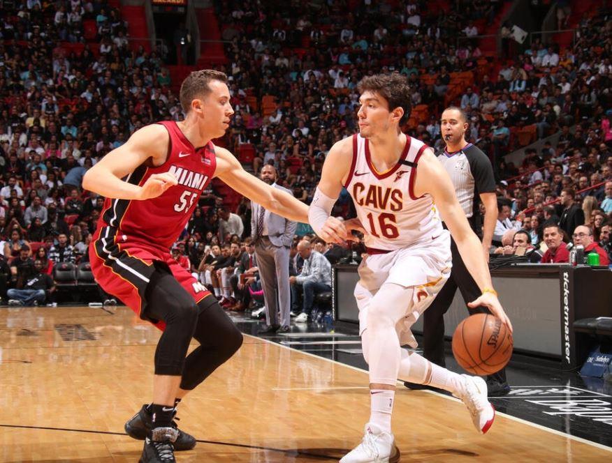 Cedi Osman | Miami Heat - Cleveland Cavaliers