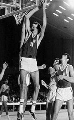 Eurobasket 1971 - Kresimir Cosic