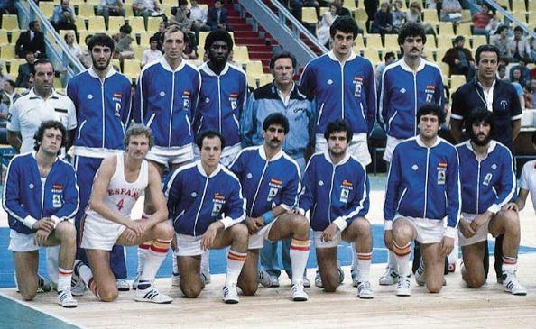 Eurobasket 1983 - İspanya Milli Takımı