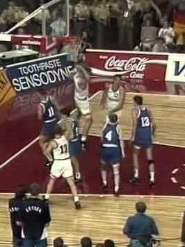 Eurobasket 1993 Almanya - Rusya