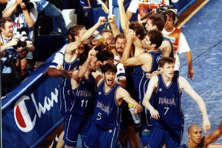 Eurobasket 1999 - İtalya şapmpiyon