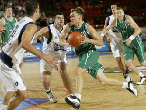 Eurobasket 2003 Litvanya - İsrail