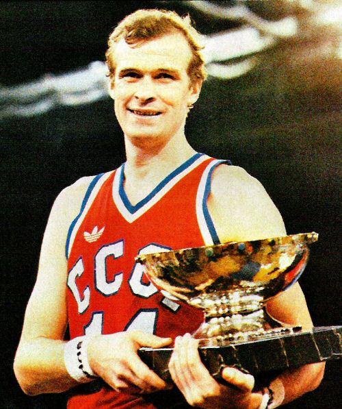 Eurobasket1985 Alexander Belostenny