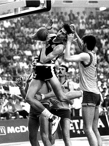 Eurobasket 1987 - Nikos Galis