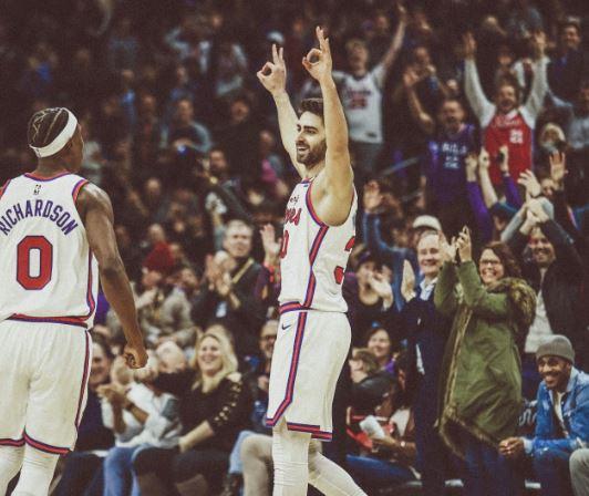 Furkan Korkmaz - Philadelphia 76ers