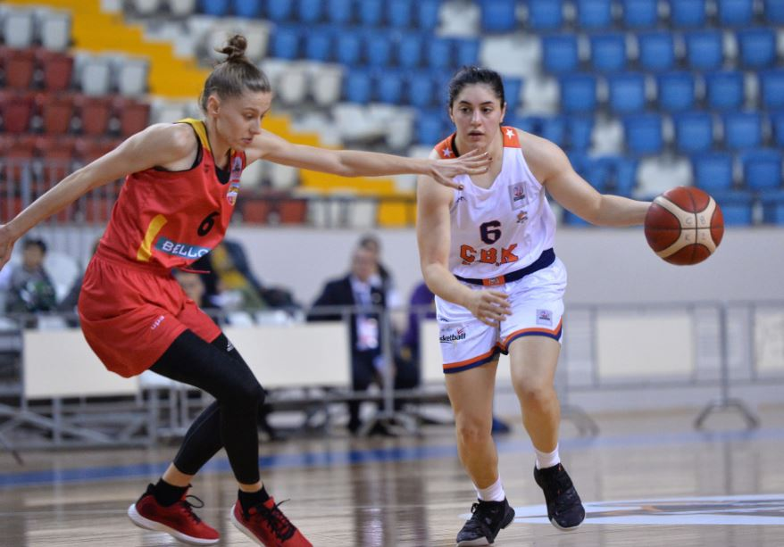 Gökşen Fitik - Çukurova Basketbol