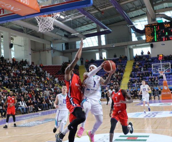 ING Basketbol Süper Ligi | Meksa Yatırım Afyon Belediyespor - Bahçeşehir Koleji | Jordon Crawford