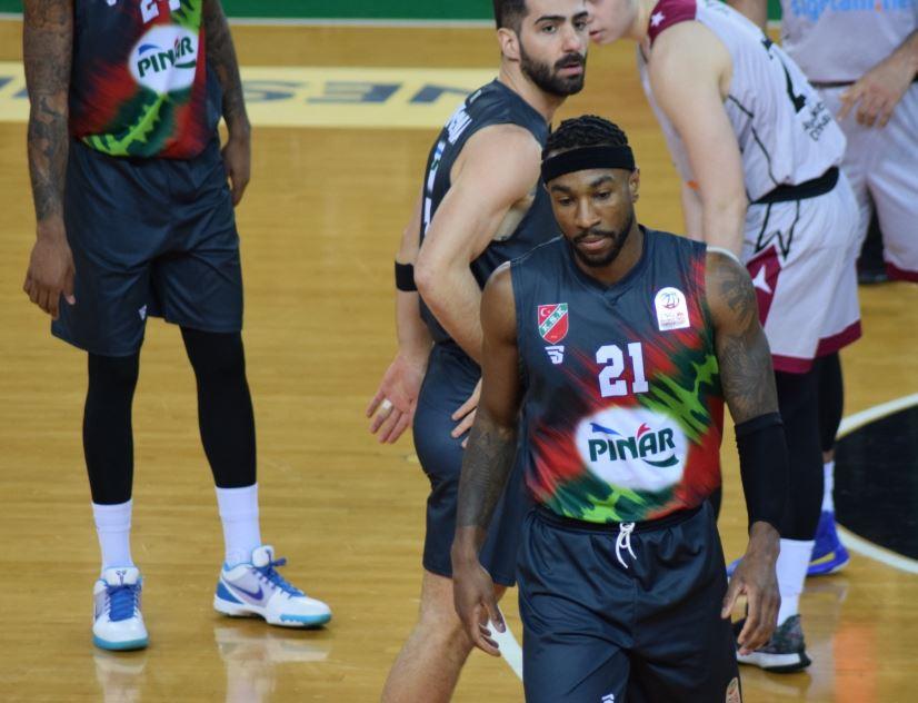 ING Basketbol Süper Ligi | Sigortam.net İTÜ - Pınar Karşıyaka | Tony Taylor