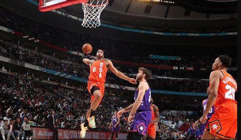 NBA All-Star 2020 Rising Stars MVP - Miles Bridges