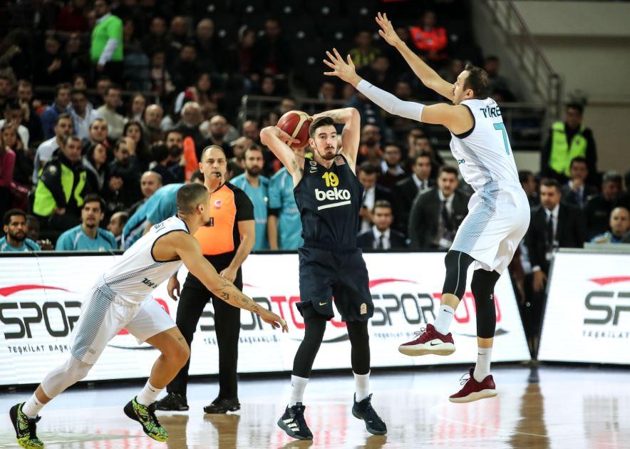 Solgar Vitamin Türkiye Kupası - Fenerbahçe Beko finalde