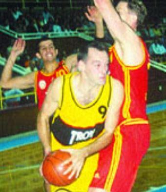 Teo Czmic - Troy Pilsener