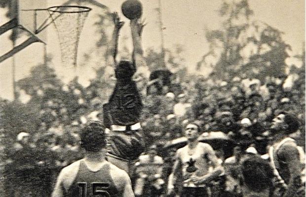 1936 Berlin Olympiyatları final maçı: ABD - Kanada