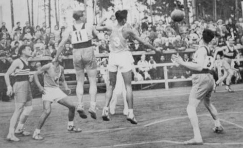 1936 Berlin Olympiyatları