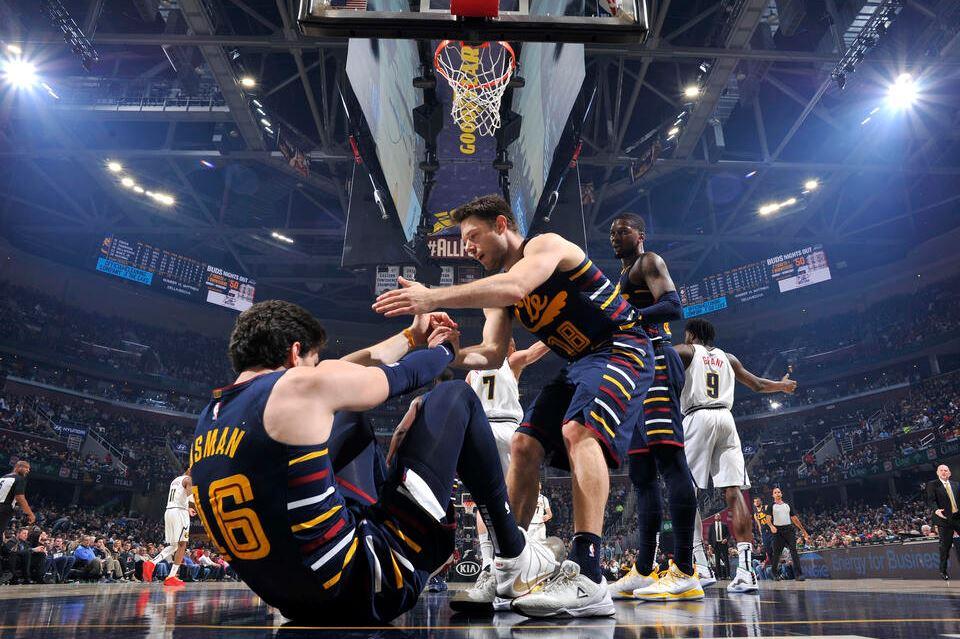 Cedi Osman | Cleveland Cavaliers - Denver Nuggets