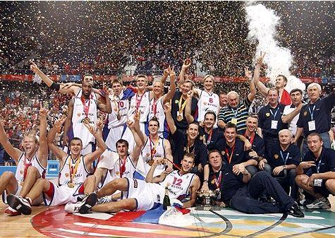 Eurobasket 2007 Rusya şampiyon
