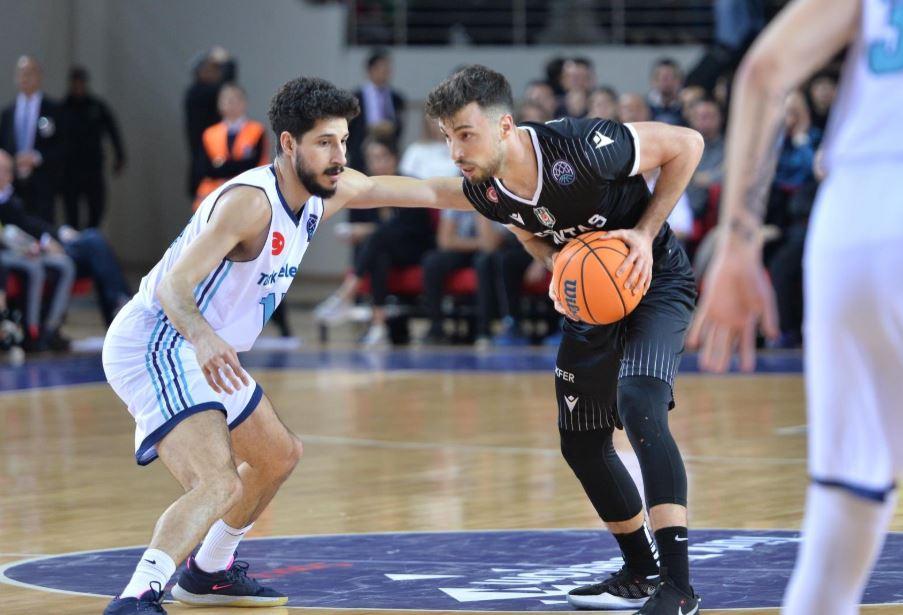 FIBA Champions League | Türk Telekom - Beşiktaş Sompo Sigorta