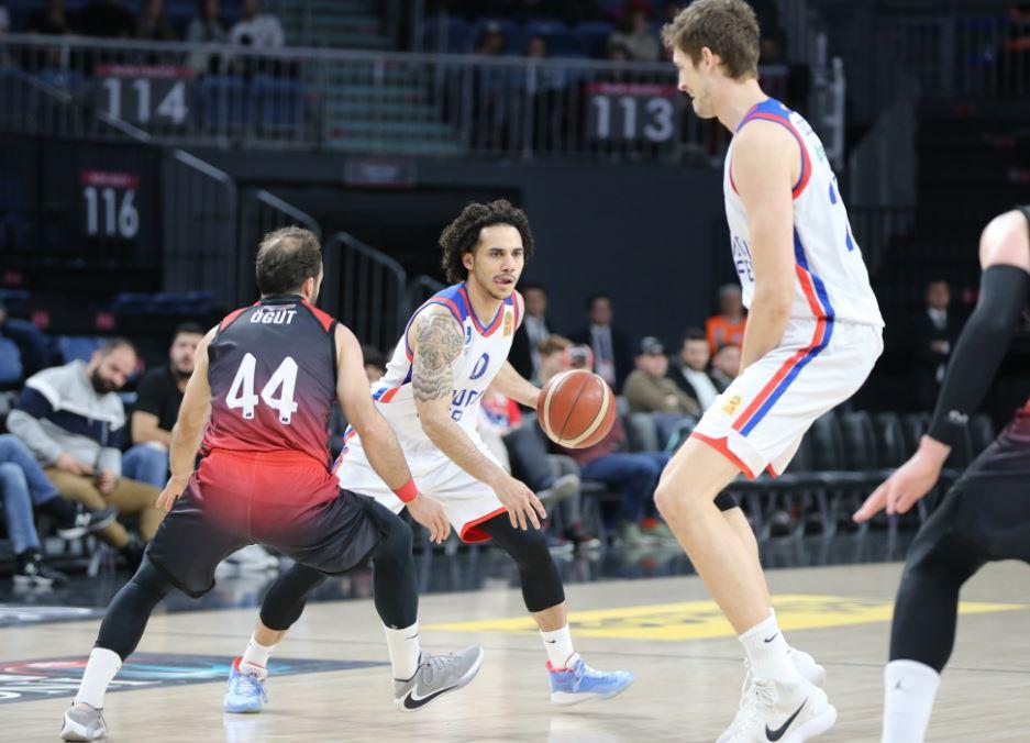 ING Basketbol Süper Ligi | Anadolu Efes - Gaziantep Basketbol | Shane Larkin