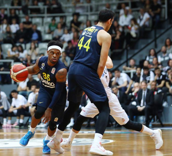 ING Basketbol Süper Ligi   Beşiktaş Sompo Sigorta - Fenerbahçe Beko   Bobby Dixon