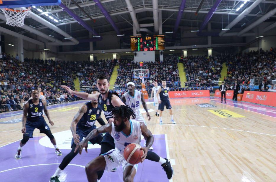 ING Basketbol Süper Ligi | Meksa Yatırım Afyon Belediyespor - Fenerbahçe Beko