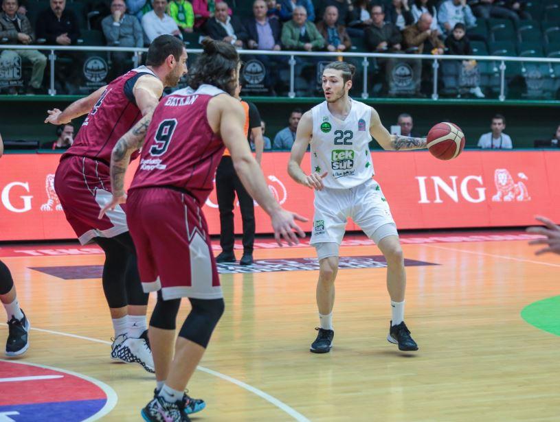 ING Basketbol Süper Ligi | Teksüt Bandırma - Sigortam Net İTÜ | Şehmus Hazer