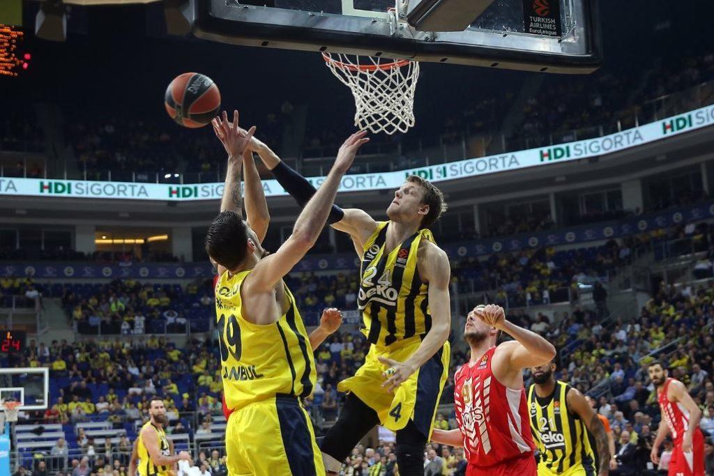 Turkish Airlines Euroleague - Fenerbahçe Beko - Crvena Zvezda