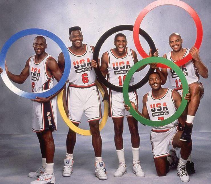 ABD Rüya Takımı - Dream Team Barcelona 1992