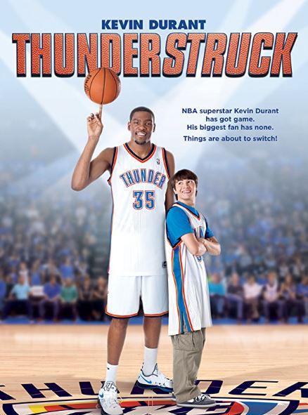 Thunderstruck - Kevin Durant
