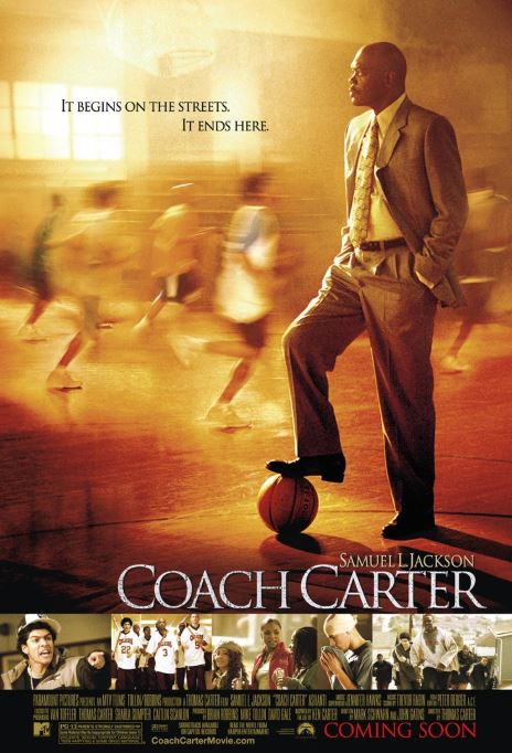 Basketbol filmleri - Coach Carter