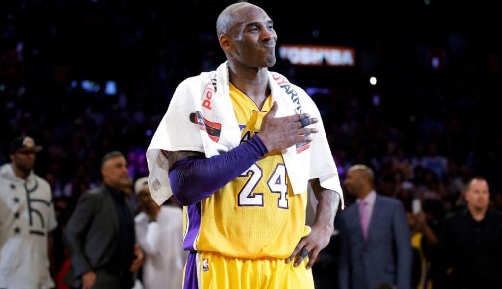 Kobe Bryant son kariyer maçı