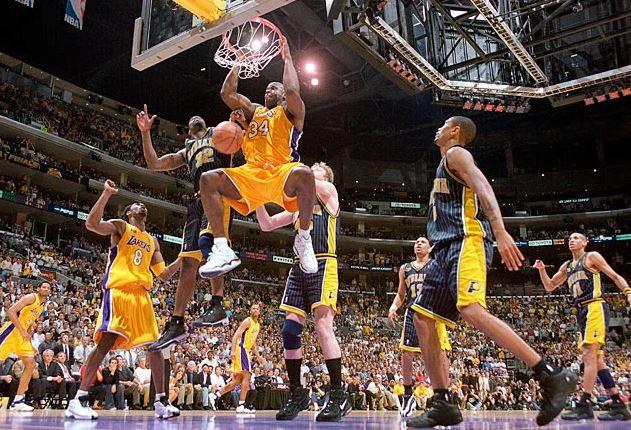 2000 NBA Finals - Shaquille O'Neal