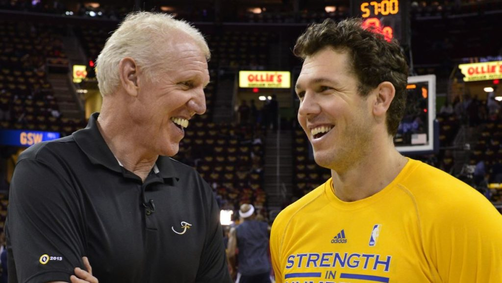 Bill Walton - Luke Walton