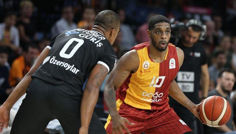 ING Basketbol Süper Ligi - Beşiktaş Sompo Sigorta - Galatasaray Doğa Sigorta