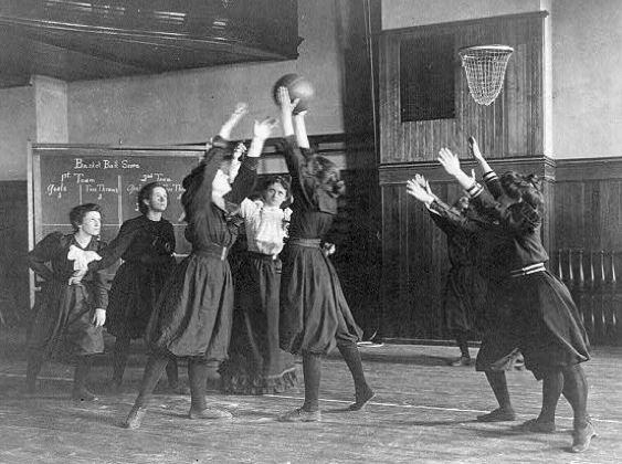 Kadın Basketbolu Tarihi