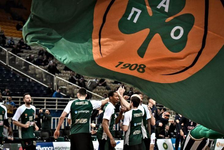 Panathinaikos 2019-2020 Yunanistan şampiyonu