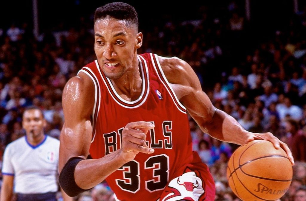 Scottie Pippen - Chicago Bulls