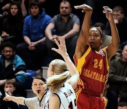 Tamika Catchings - Galatasaray