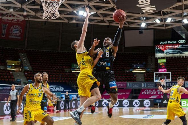 EasyCredit Bundesliga - ALBA Berlin - EWE Baskets Oldenburg