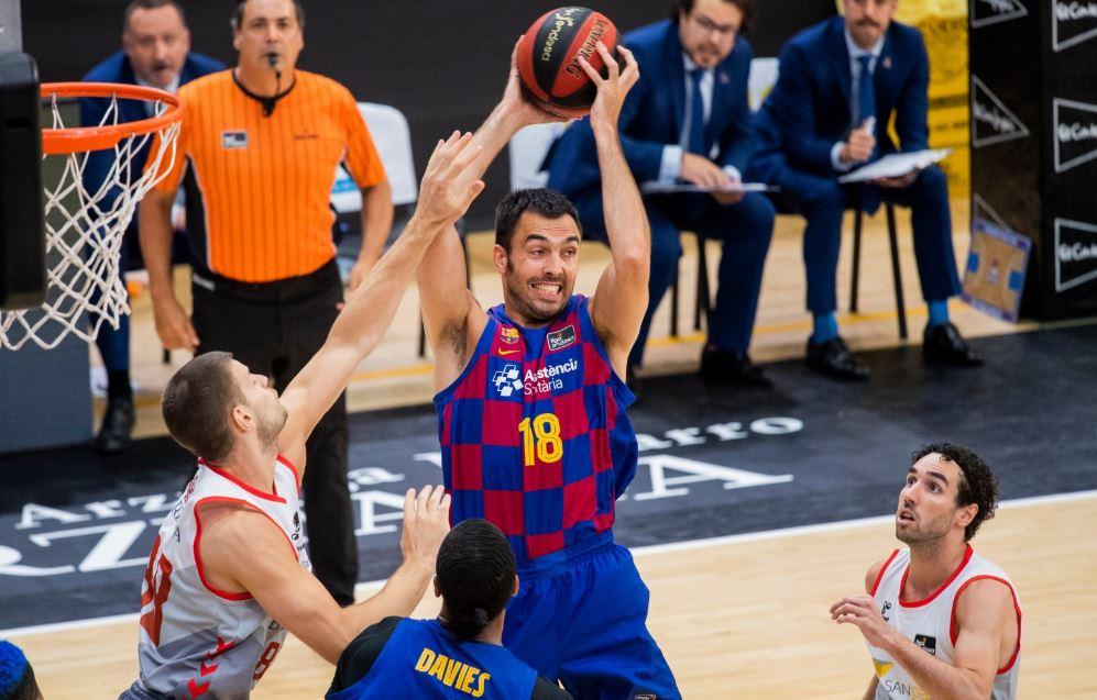 Liga Endesa - Barcelona - San Pablo Burgos